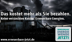 Aktion Energiewende Jetzt, Erneuerbar Energie Aktion, Energiewende