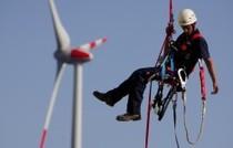 Windkraftanlage, Windrad, Wind Strom
